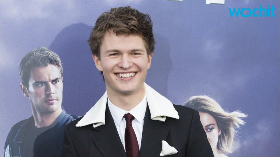 Ansel Elgort May Star In Dungeons & Dragons Movie