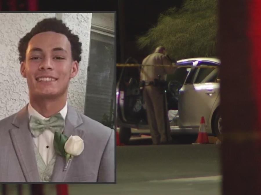 Grandparents remember teen killed in triple shooting