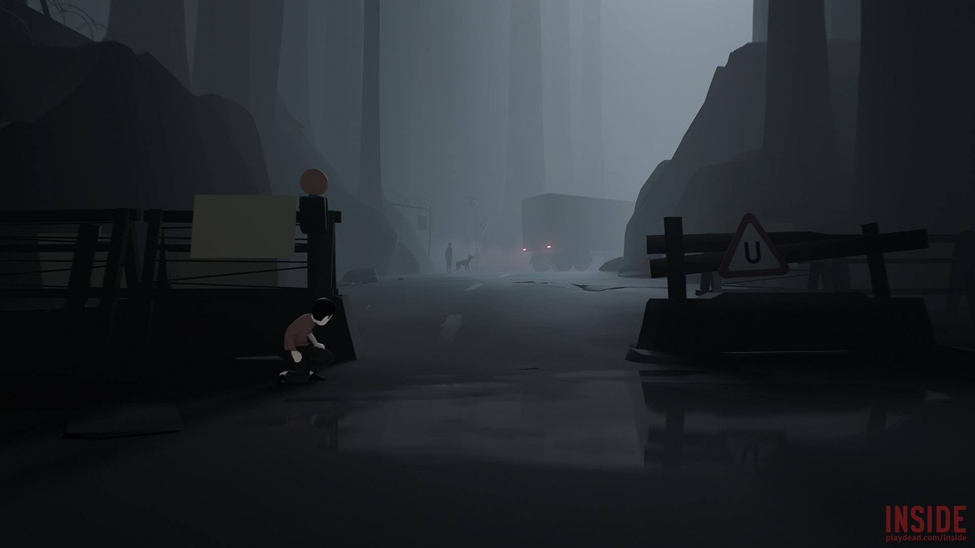 Inside gameplay trailer