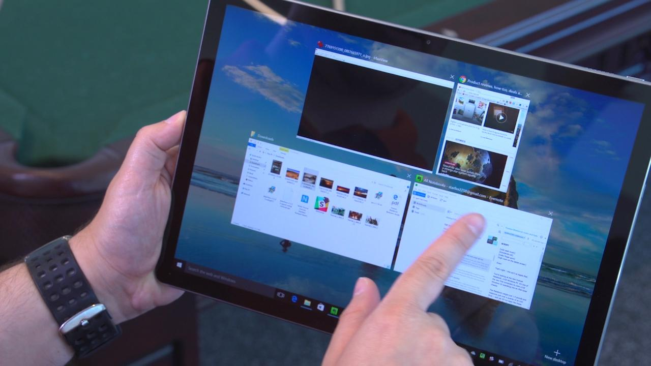 Huawei Matebook wins the west with fast fingerprint login