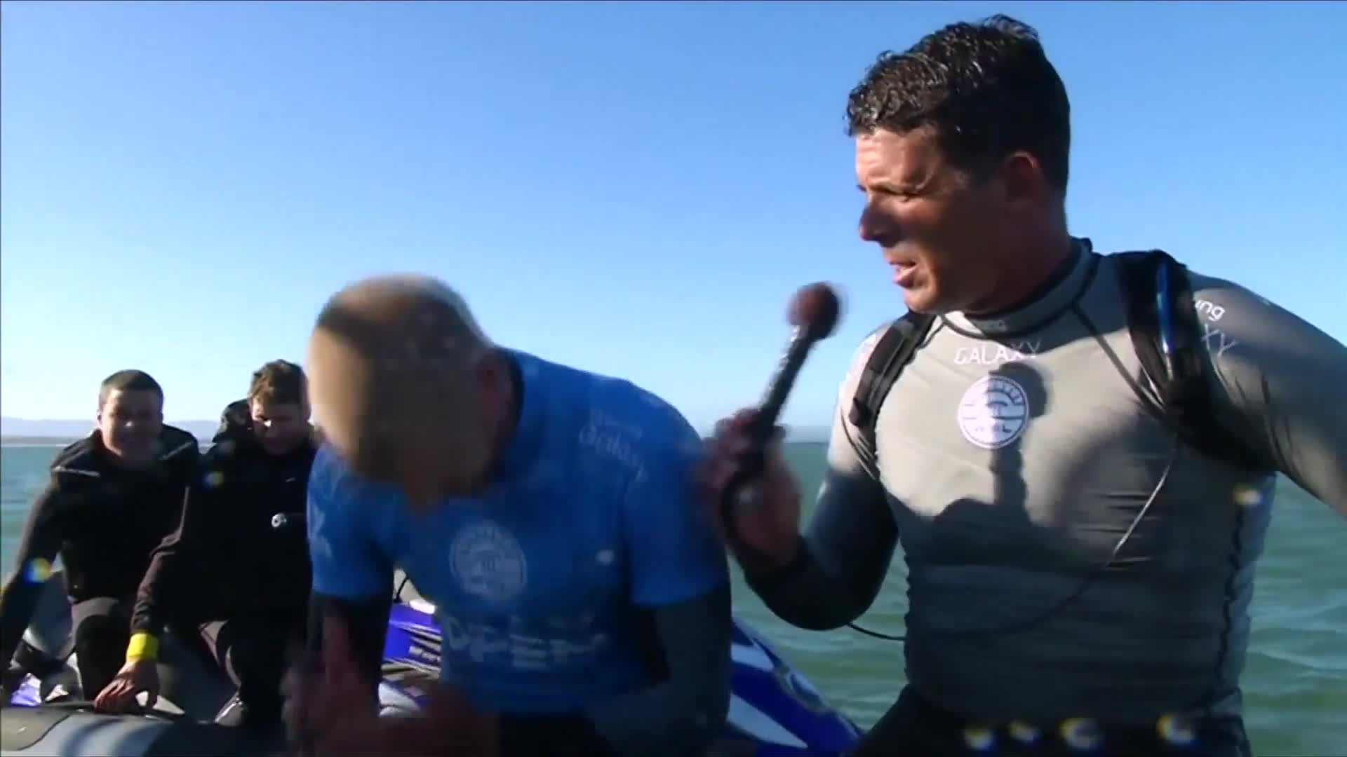 Mick Fanning to return to J-Bay where a shark shocked him
