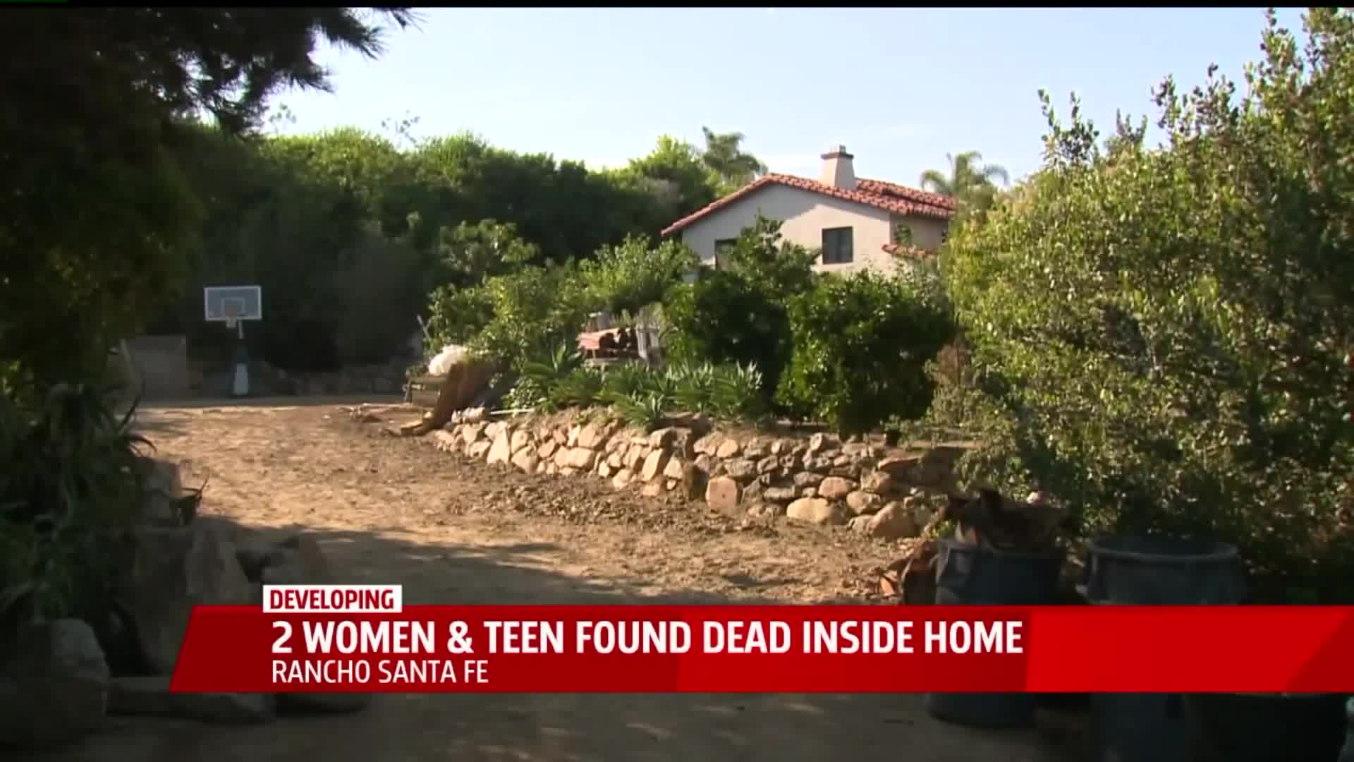 Two Women, Teenager Found Dead in California Home