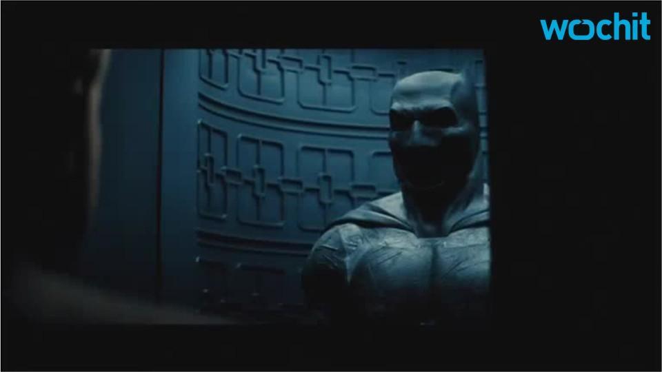 Full Justice League in Batman v Superman Bonus