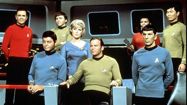 'Star Trek' Gadgets and Costumes Go Up For Auction