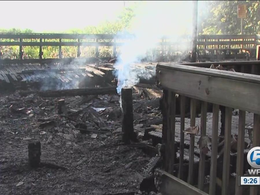 Series of fires investigated in Delray Beach