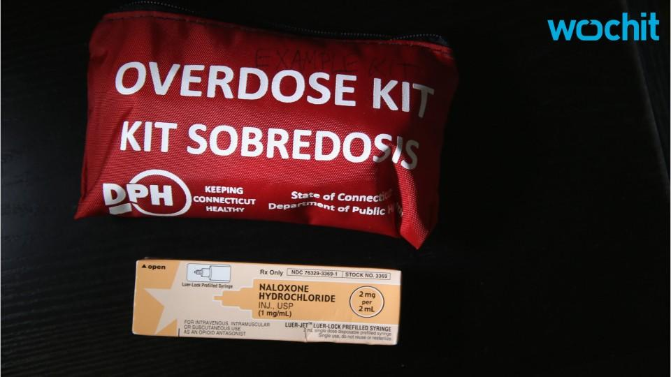 Painkiller Overdose Antidote May Save Lives