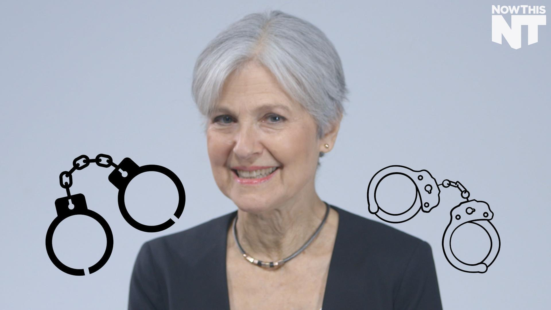 Dr. Jill Stein On Getting Arrested