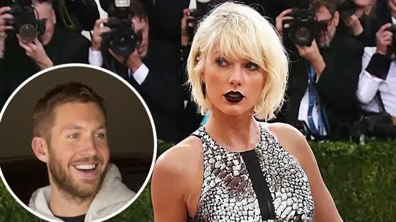 Calvin Harris Can't Believe Taylor Swift Already Met Tom Hiddleston's Mom