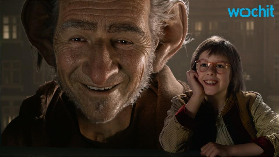 Peter Travers Gives 'The BFG' 3 Stars
