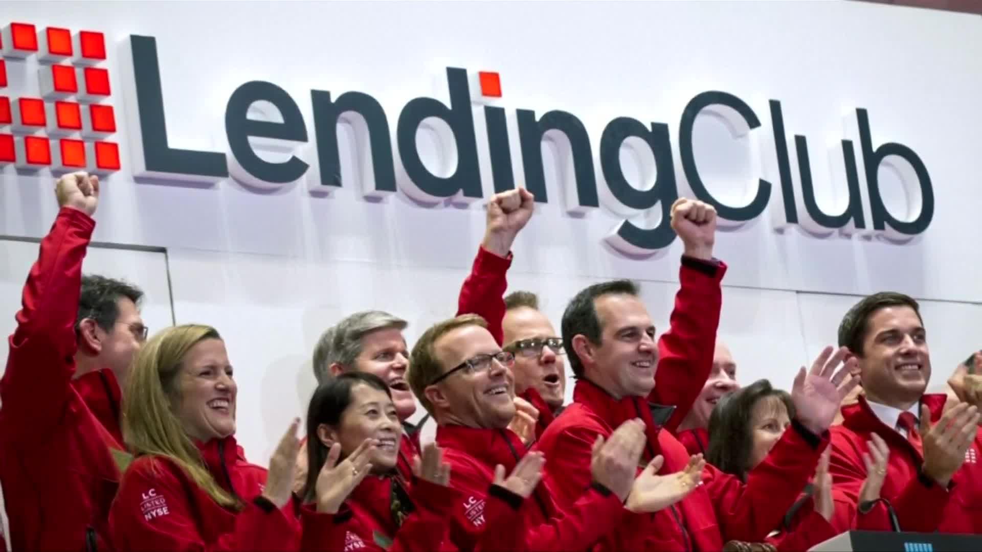 Lending Club names new CEO