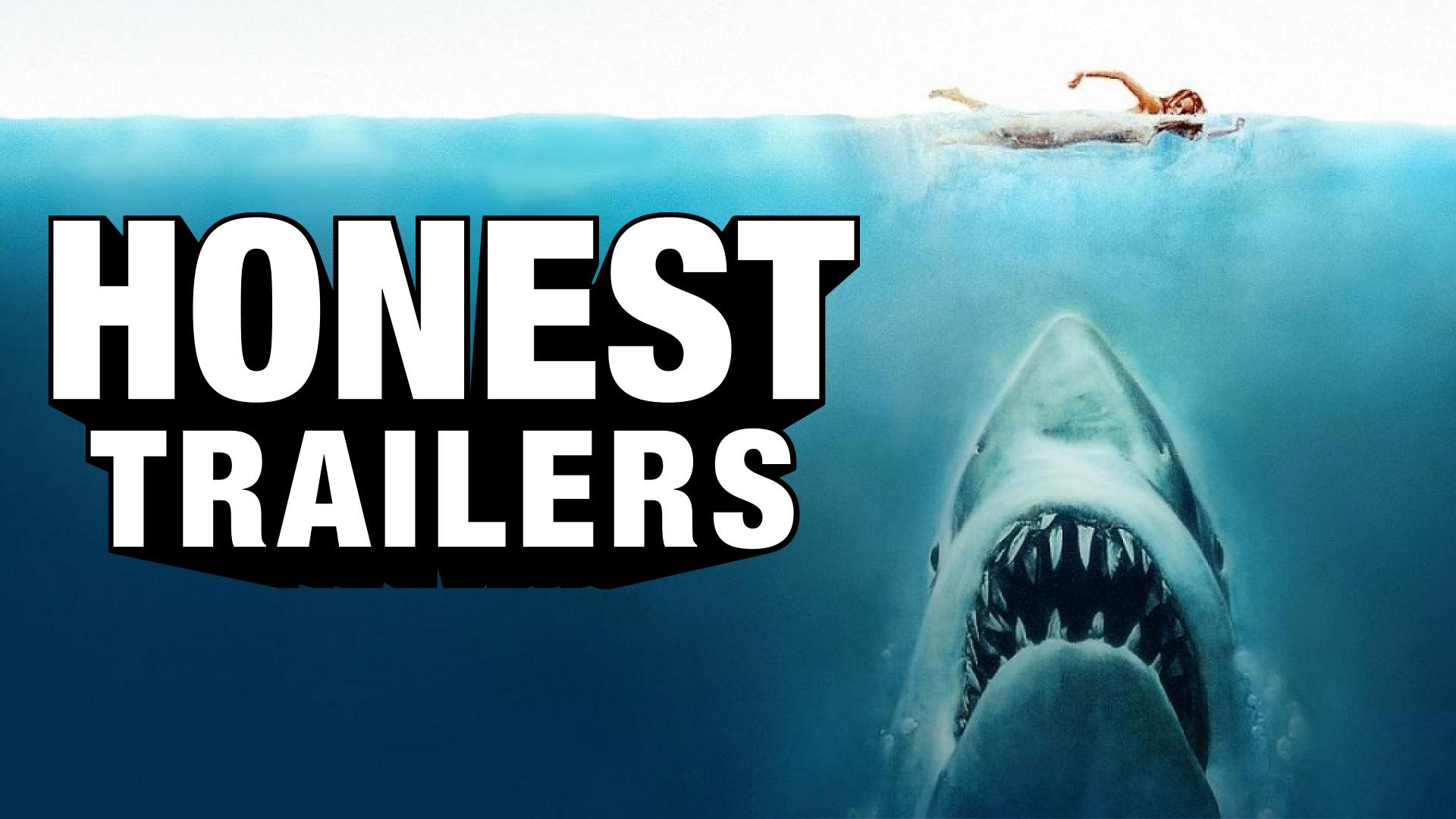 Jaws - Honest Trailers