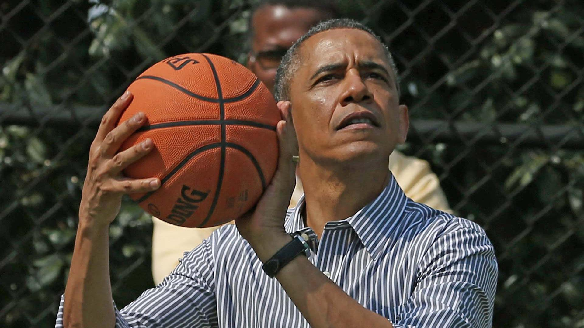 President Obama In Talks of Owning NBA Team