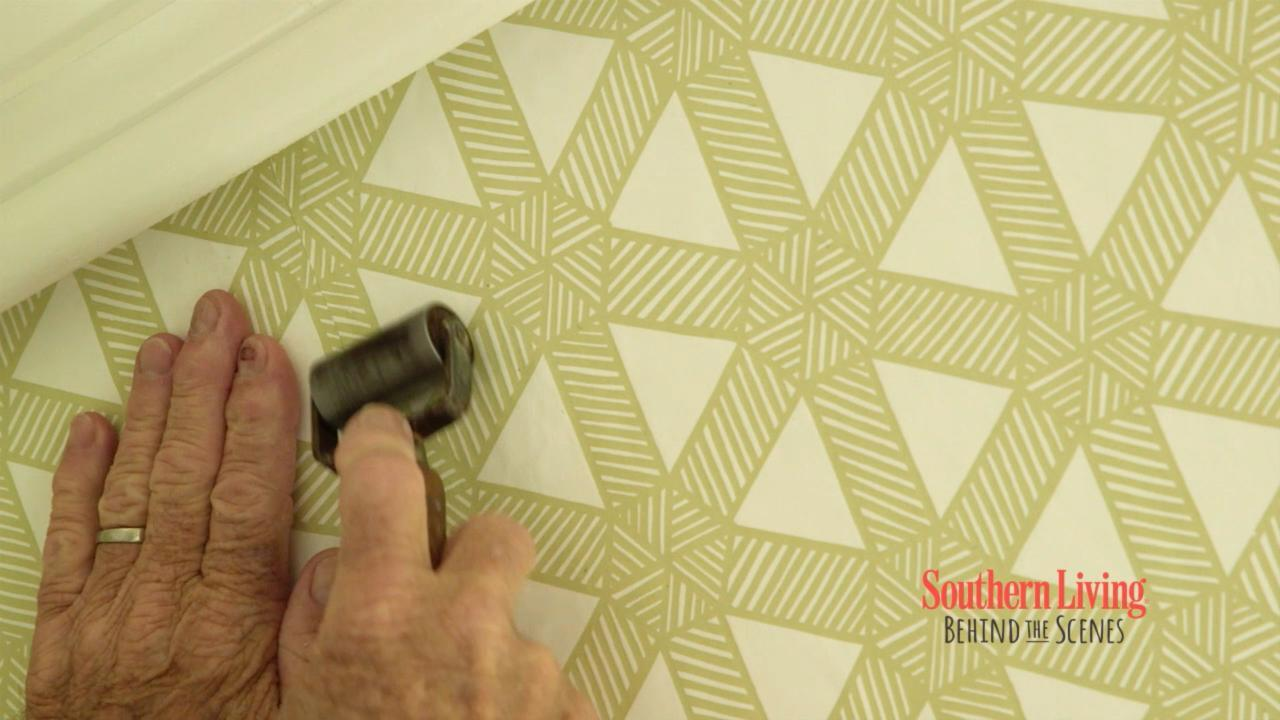 Delta Idea House BTS: Wallpaper