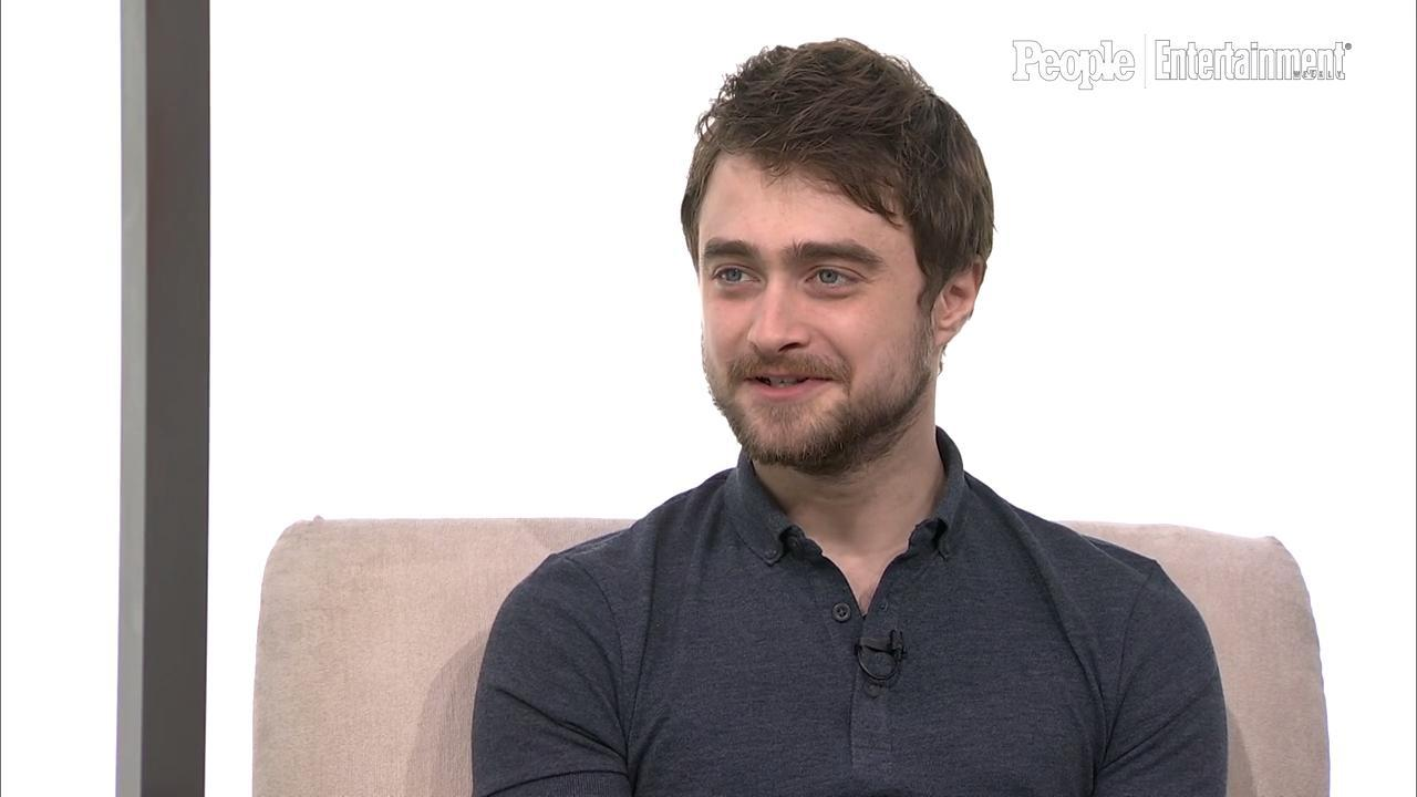 Daniel Radcliffe Talks Playing Dead In 'Swiss Army Man' and Navigating a Post-'Harry Potter' Career