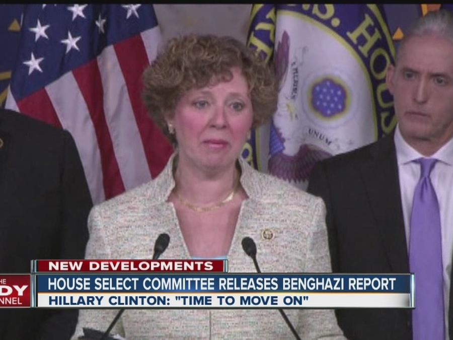 House Select Committee releases Benghazi Report