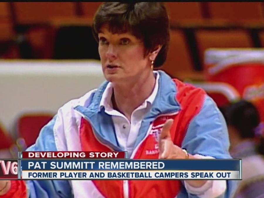 Remembering Pat Summit