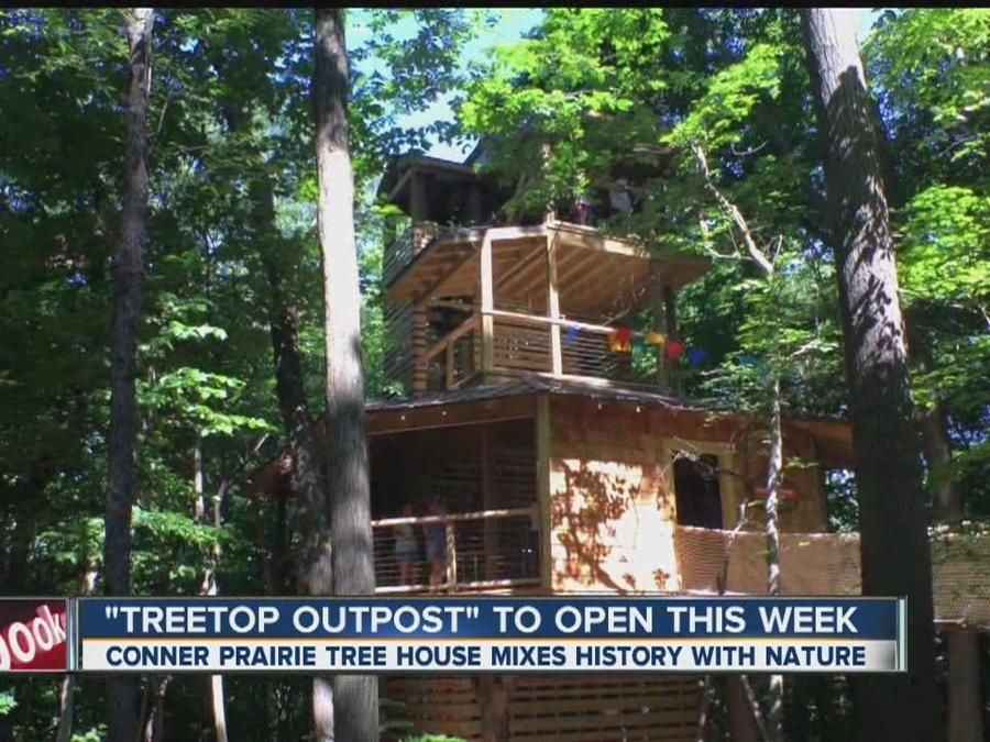 'Treetop Outpost' to open this week