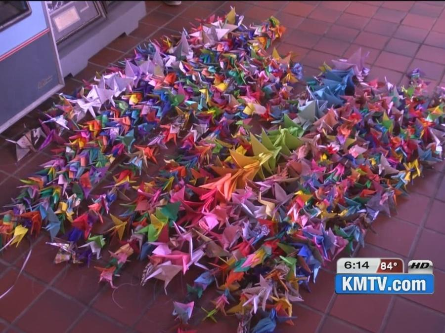 Omaha shares message of support with Orlando