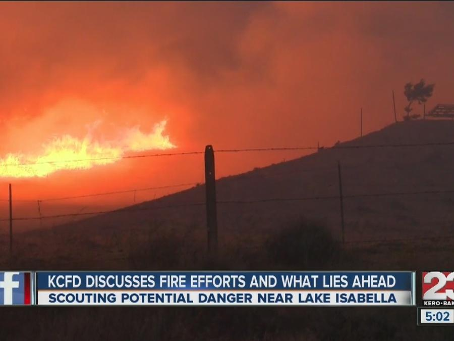 257 homes destroyed by Erskine fire