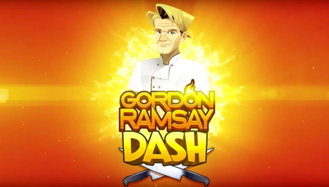 Glu debuts new Dash game with Gordon Ramsay