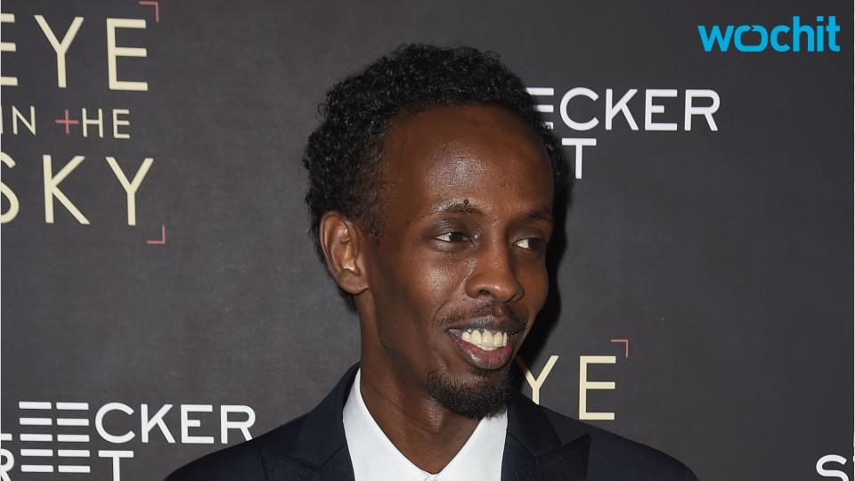 Somali-born Academy Award Nominee Will In The Blade Runner Sequel