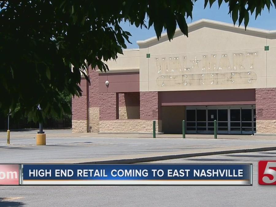High End Retail Coming To Vacant Building In East Nashville