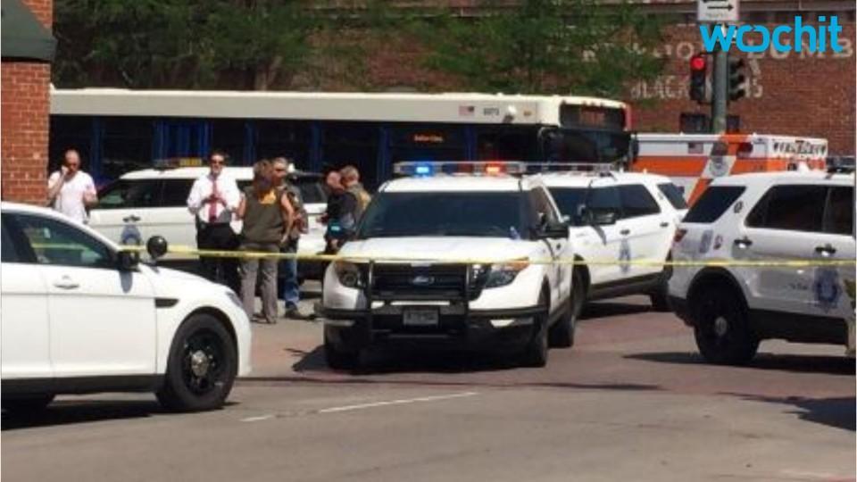 Gunman Shoots 1 In Downtown Denver