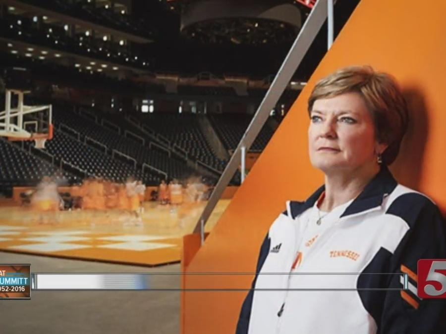 Pat Summitt: A Tennessee Treasure Part 4