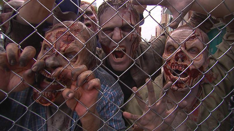 'The Walking Dead': Greg Nicotero Reveals How To Be The Perfect Zombie