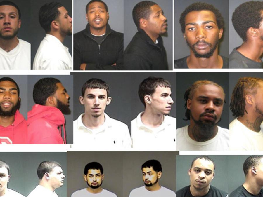 Several gang members charged for alleged violent crimes in Lorain