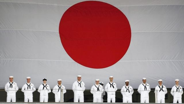US Sailors Stationed in Japan Are Allowed to Drink Again
