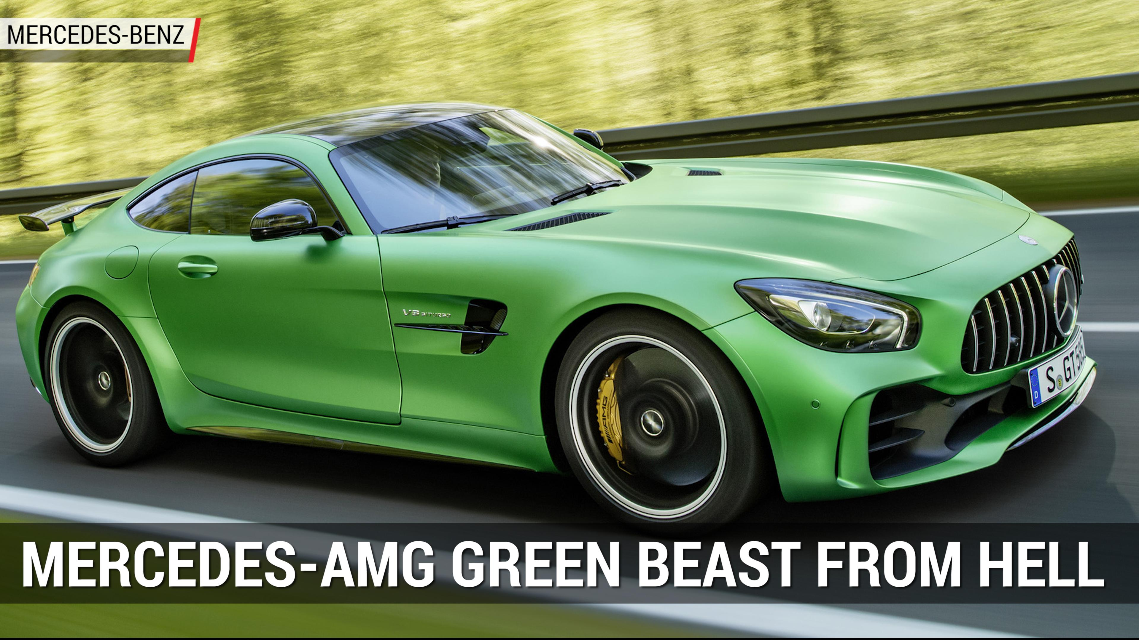 a44303de5774a1 2019 Mercedes-AMG GT R Roadster is top-down motorsport-inspired thrills -  Autoblog