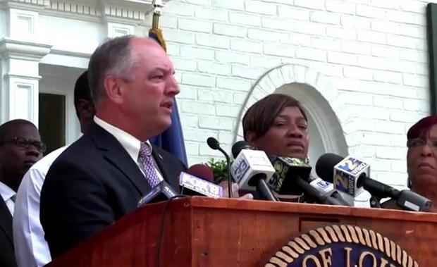 Justice Department to Investigate Alton Sterling Shooting