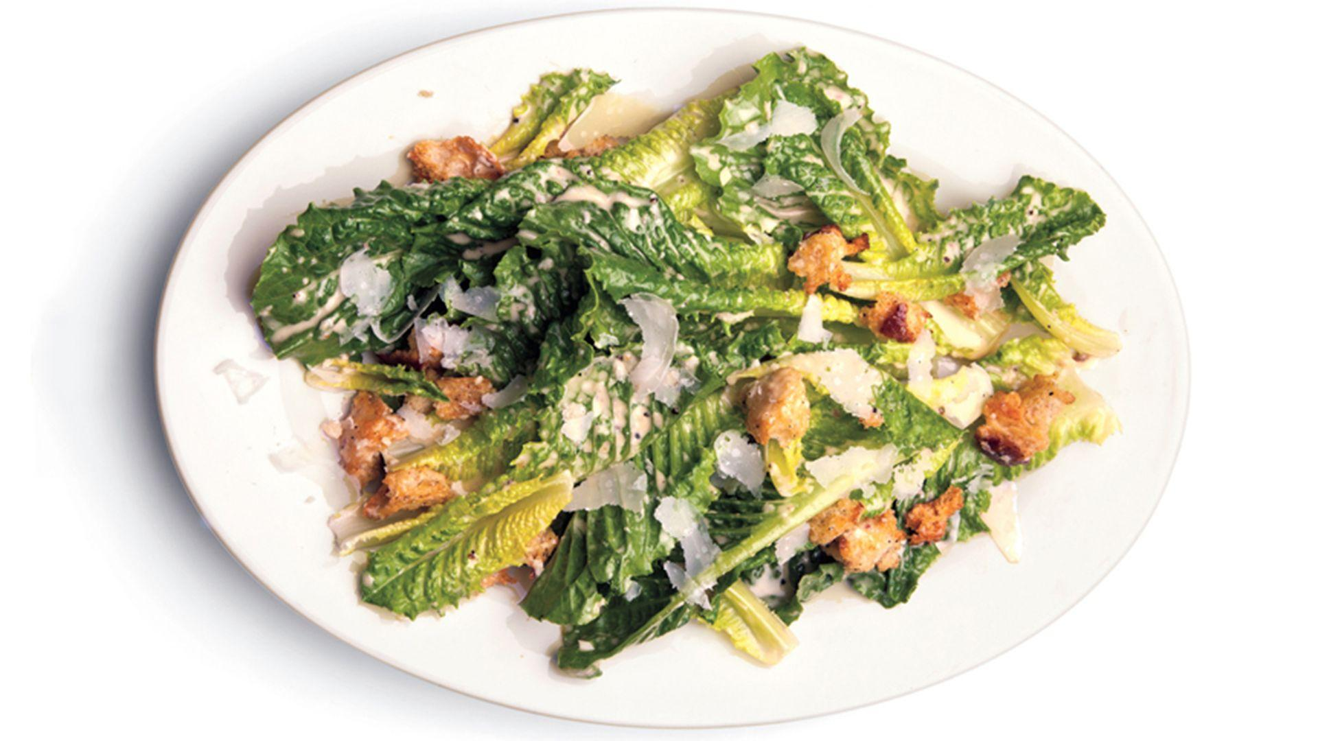 The Very Best Caesar Salad