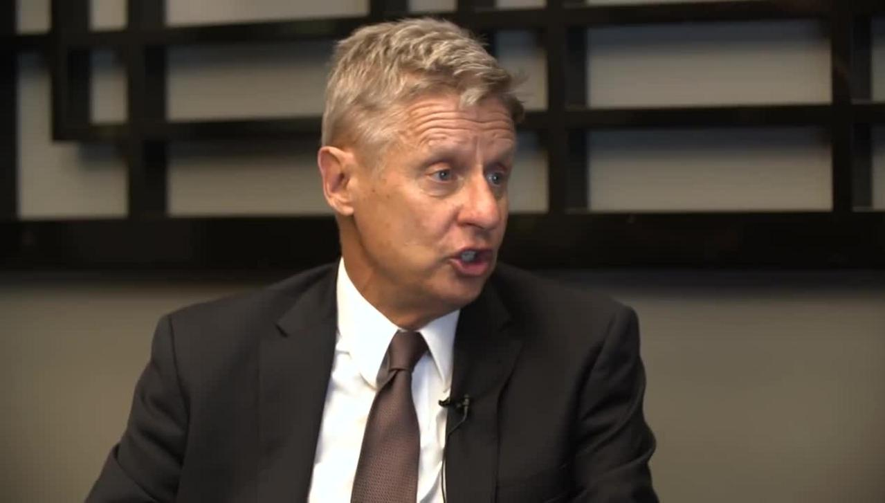 "INNOVATE2016: Libertarian Presidential candidate says ""We need to Uber everything"" 578171f376a6055145fea233  A v1 1279 727"