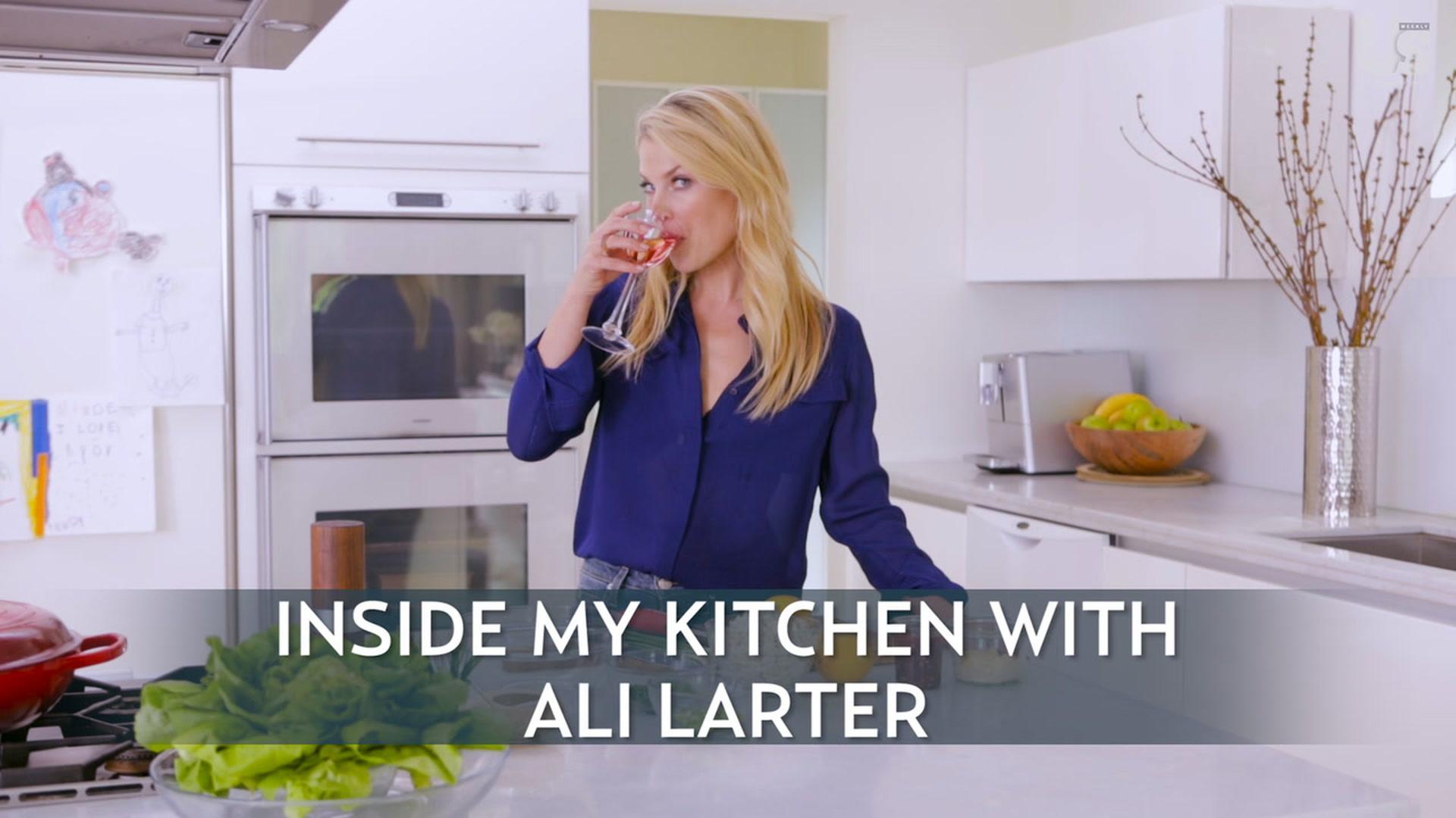 Inside My Kitchen With Ali Larter