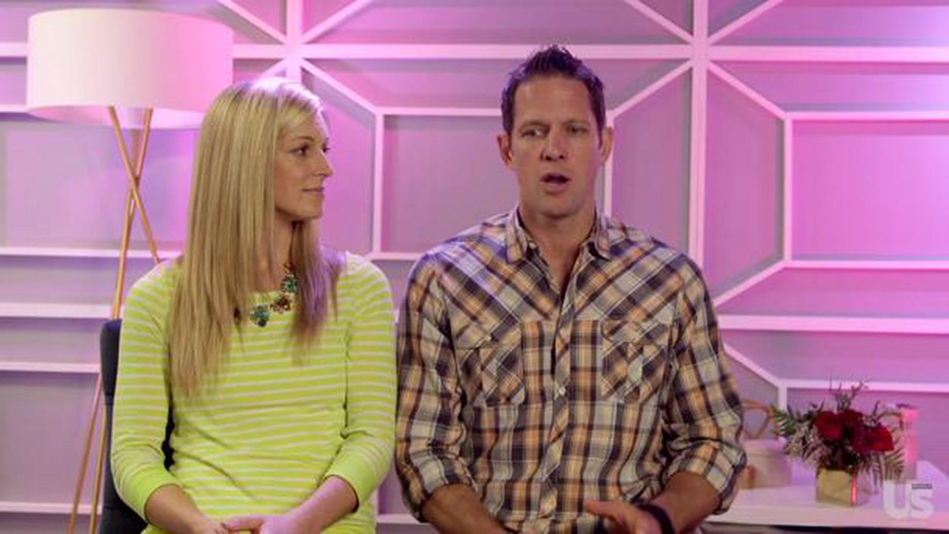 Chris and Peyton Lambton Give Home Decor Tips