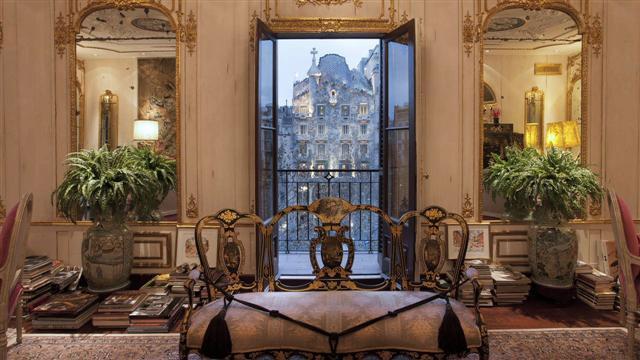 Barcelona's Luxury Neighborhoods Lure Buyers