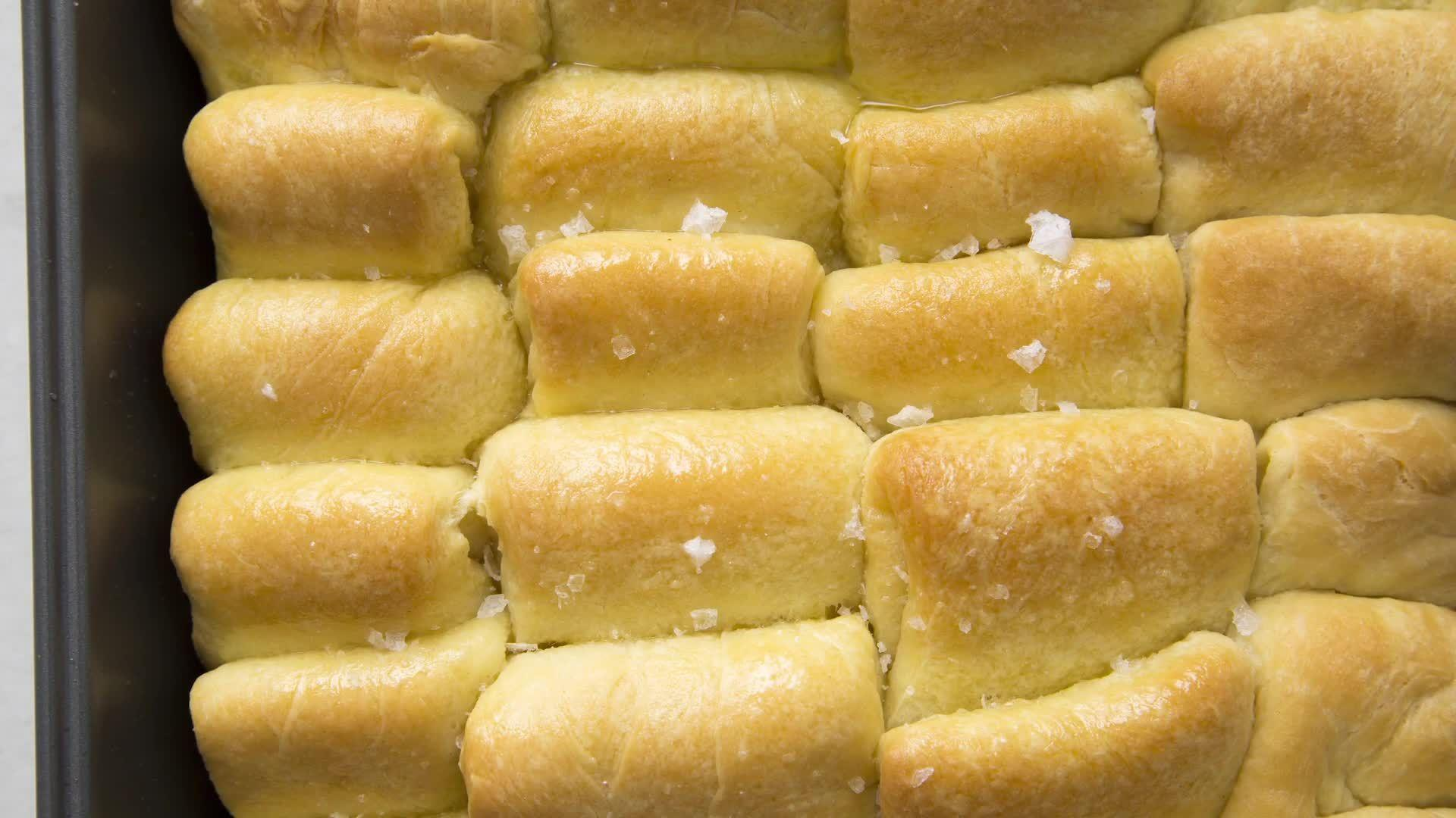 How to Make the Perfect Parker House Rolls