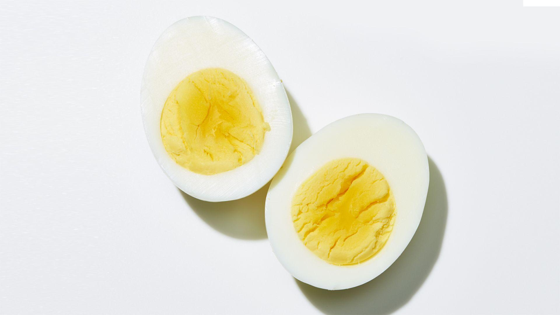 Three Steps to Perfect Hard-Boiled Eggs