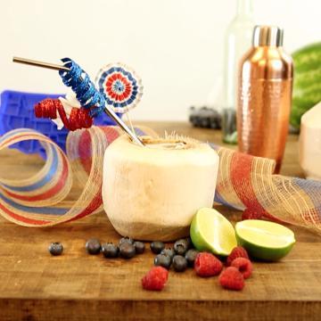 Coconut Cooler Recipe