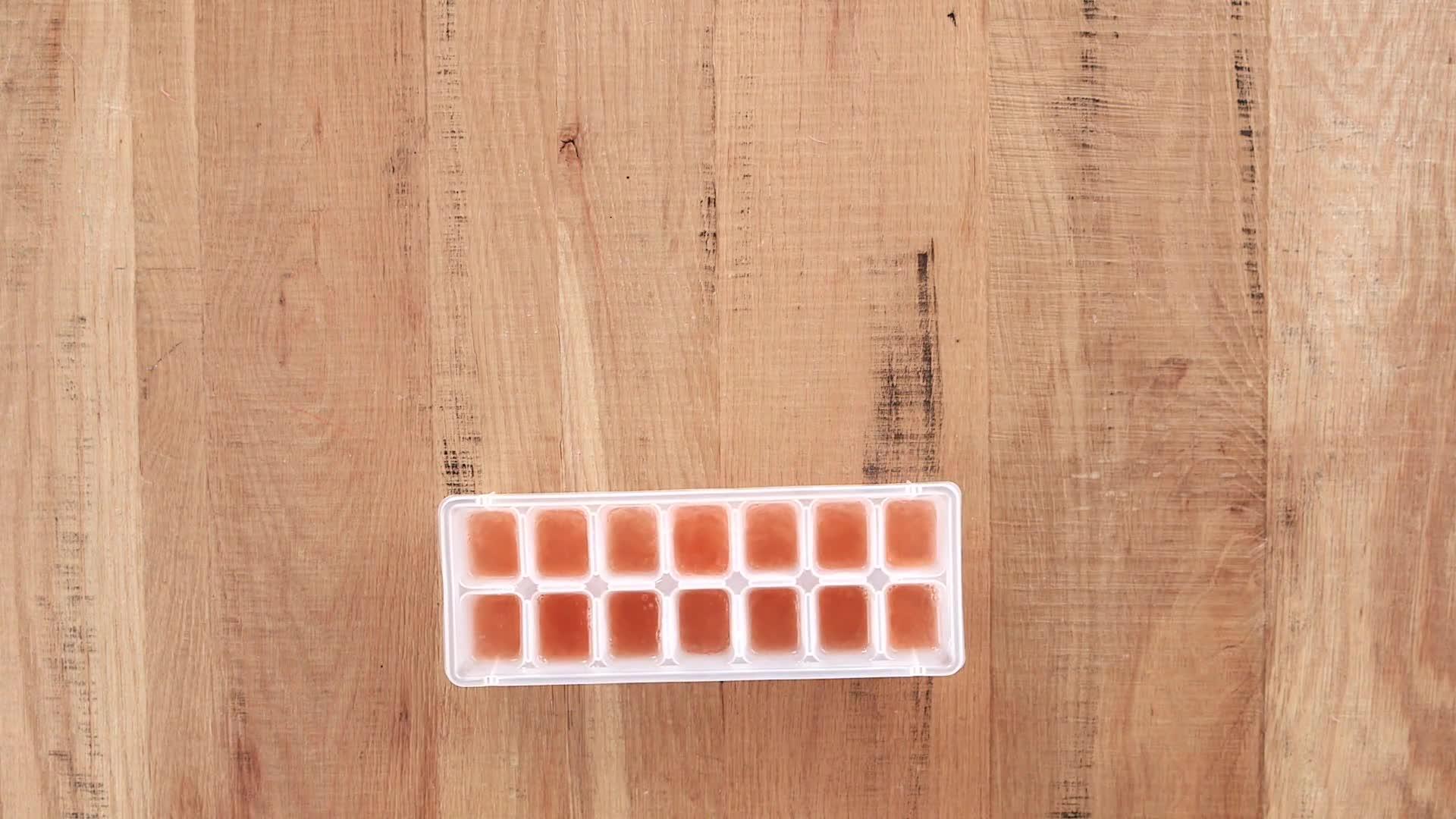 Rosé Ice Cubes