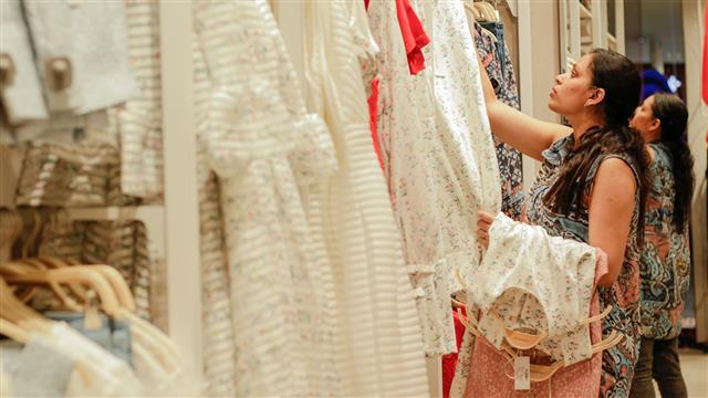 From the Catwalk to India's Shops