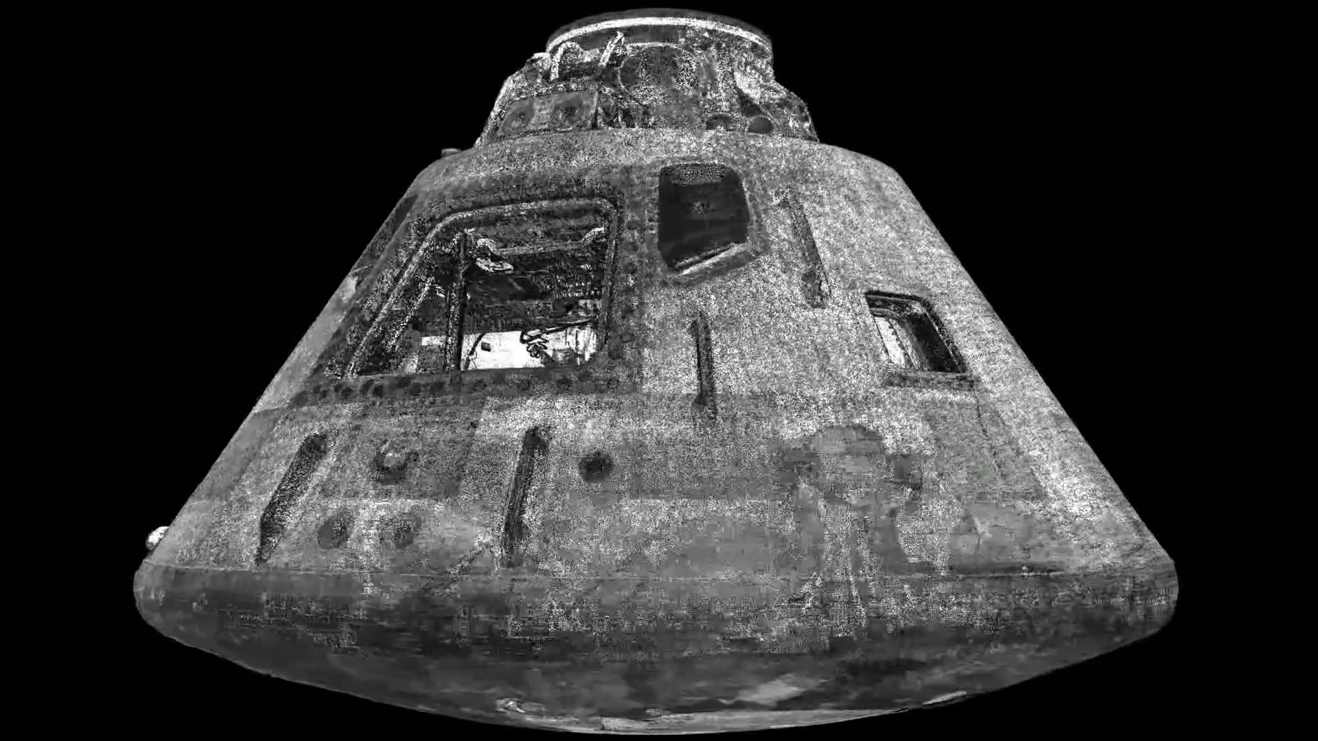 Apollo 11 Goes Digital With Virtual Reality Model