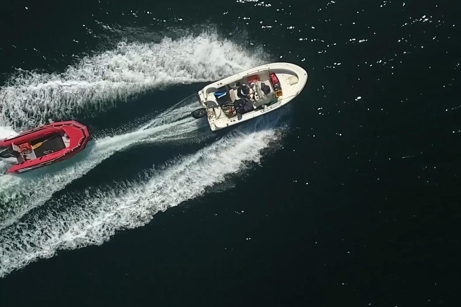 Drone Helps Nab Boat Thieves