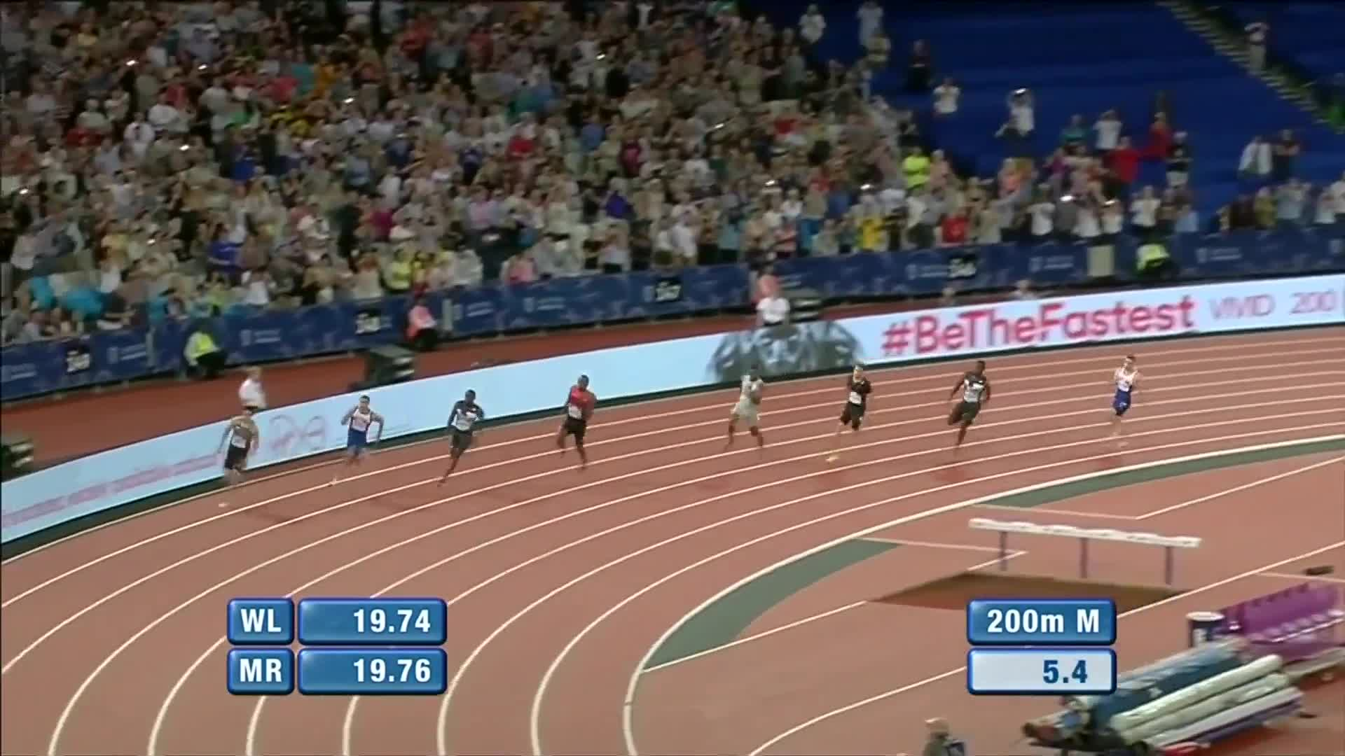 Harrison breaks 28-year-old 100m hurdles world record