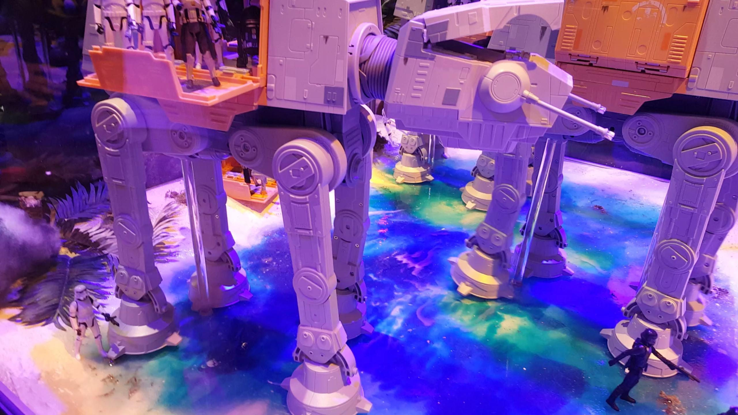 Star Wars 'Rogue One' AT-ACT unveiled by Hasbro at SDCC 2016