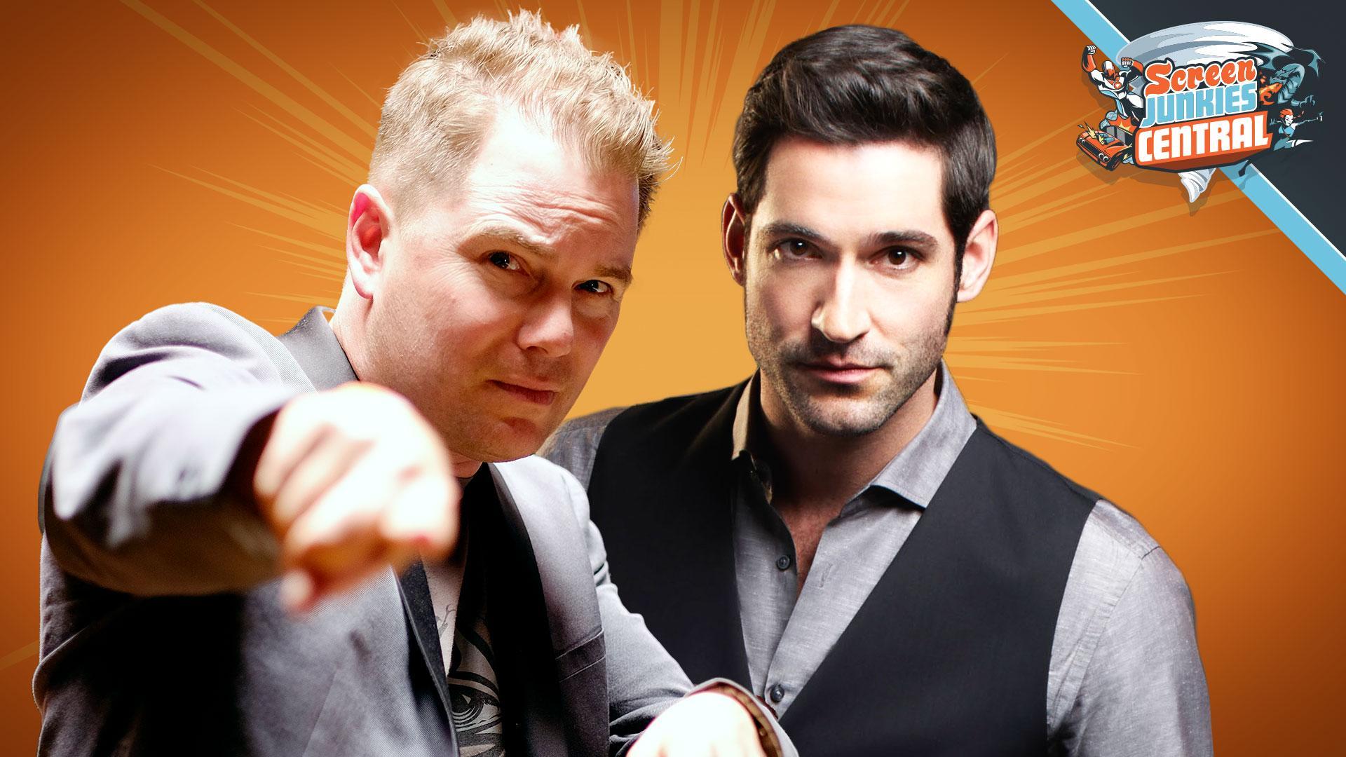 TV Writers Show - Lucifer Showrunners and Zack Stentz