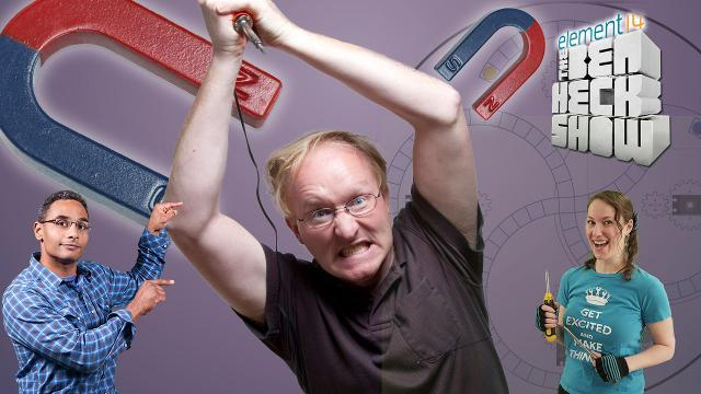 The Ben Heck Show - Episode 238 - Ben Heck's Hackmanji Board Game Part 1