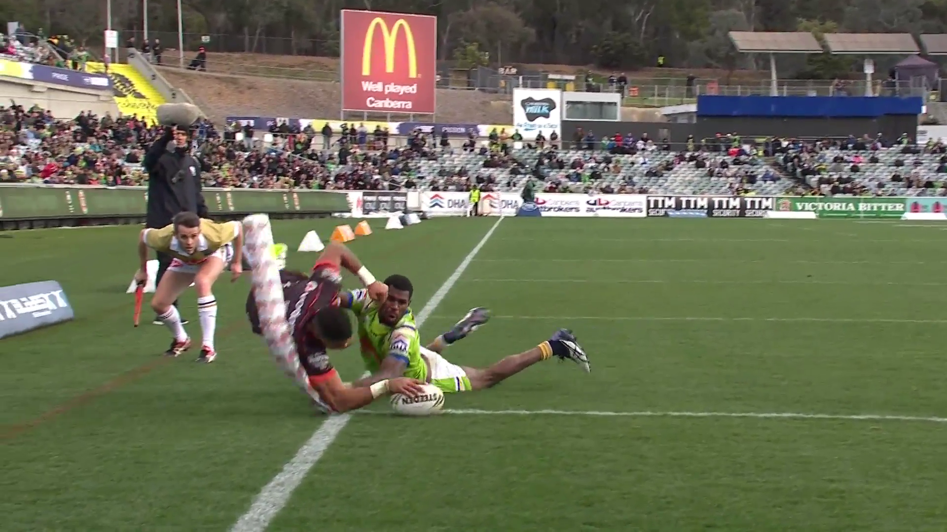Fusitu'a try sends game to golden point